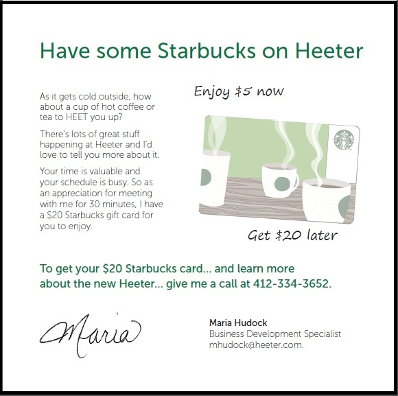 Starbucks card lined